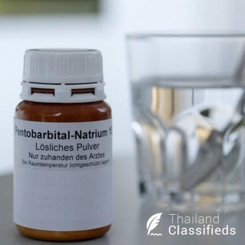 Buy high quality pentobarbital sodium nembutal