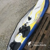 Windsurfing intermediate full kit