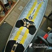 78L Jp wave windsurf board