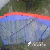 Windsurf sails x2