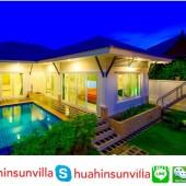 Hua Hin Sun Villa Pool Villa For Rent In Hua Hin
