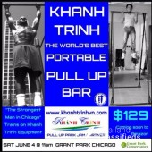 Look for distributor in Thailand for Pull up bar
