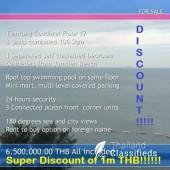 Jomtien 106 Sqm Sea View Unit Resale
