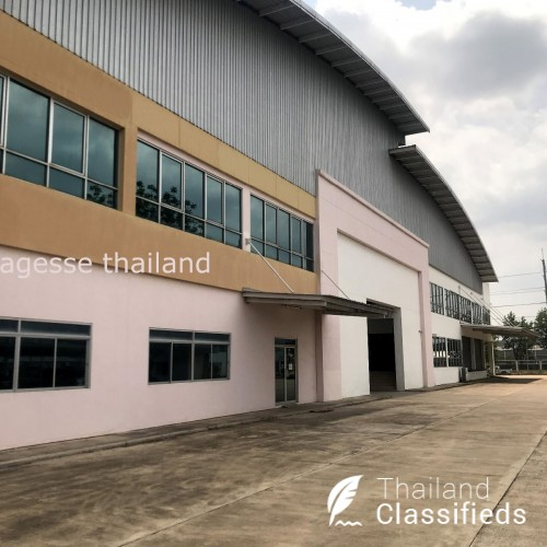 Factory Warehouse Land FOR SALE Chachoengsao Gateway city