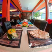 Best Indian Restaurant in Samui Thailand , Best Indian Restaurant in Chaweng Beach