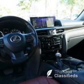 USED Lexus LX 570 2017 fully loaded option