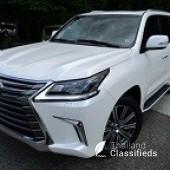 LX570 Lexus 2017 gulf