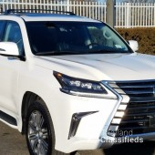 Lexus Lx 570 2016 Used For Sale Full Option