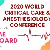2020 World Critical Care  Anesthesiology Conference (002)