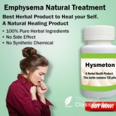 Emphysema Natural Treatment